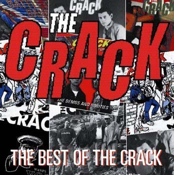 Crack Best Of The Crack CD.